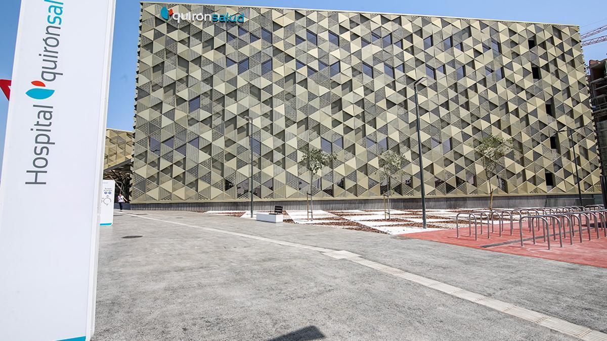 Presentación del hospital de Quirónsalud en Córdoba