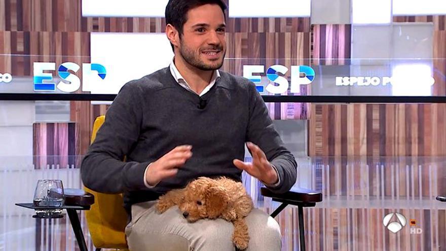 Lucas sobre su dueño en 'Espejo Público'