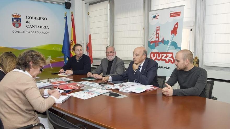 Más de una veintena de jóvenes, apuntados ya al VII concurso 'Yuzz Cantabria' para desarrollar su idea innovadora