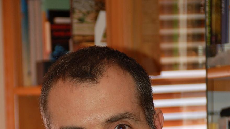 Toni Maestre, investigador de la Universidad de Alicante.