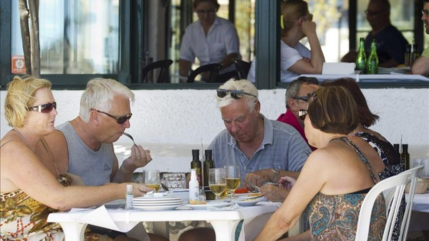 La afiliación a la Seguridad Social en el turismo sube un 3 % en agosto