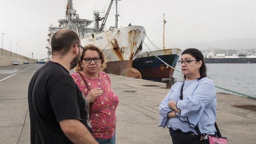 Podemos propone una ley para proteger a las tripulaciones abandonadas