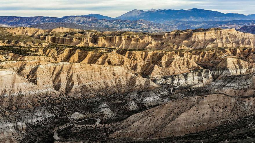 Desierto de Los Coloraos.