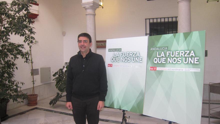 'Andalucía, la fuerza que nos une', lema del Congreso extraordinario que situará a Díaz al frente del PSOE-A