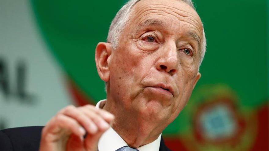 El presidente de Portugal inaugura la tercera edición de ARCO Lisboa