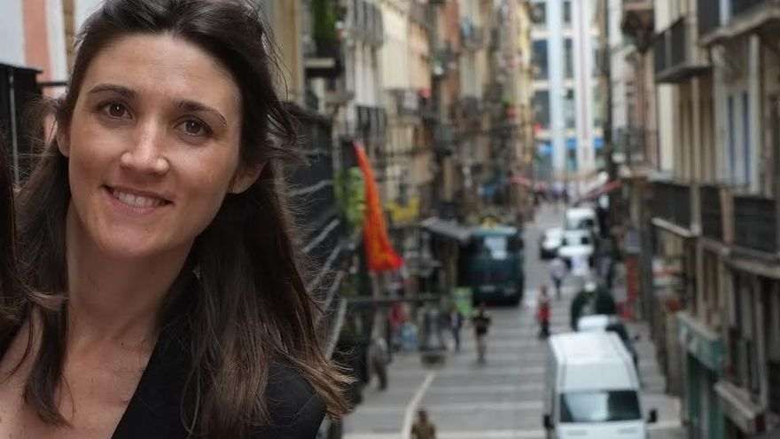 Maitena Muruzábal, una de las creadoras de la productora Cronopia.