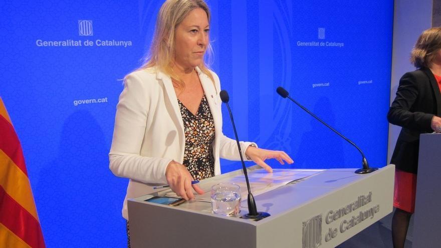 """El Gobierno catalán prevé un acto esta semana para """"reforzar"""" su compromiso con el referéndum"""