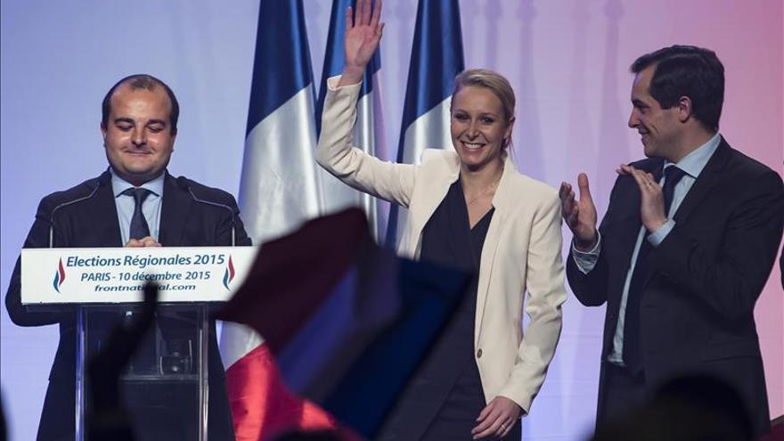 El fantasma del Frente Nacional domina las elecciones regionales francesas