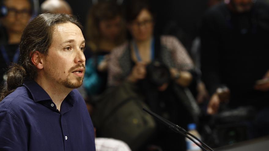 Iglesias replica a Rivera que es el Gobierno quien tiene que mediar en Venezuela, no los candidatos