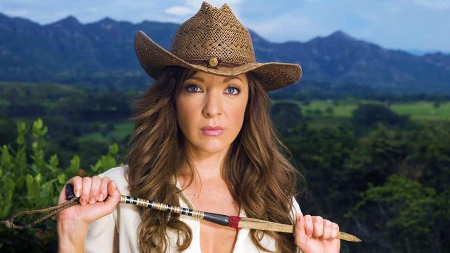 Edith González en 'Doña Bárbara'