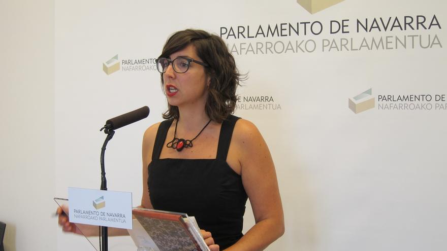 "Podemos expulsa a Laura Pérez como medida cautelar al observar ""posibles irregularidades"" en sus funciones"