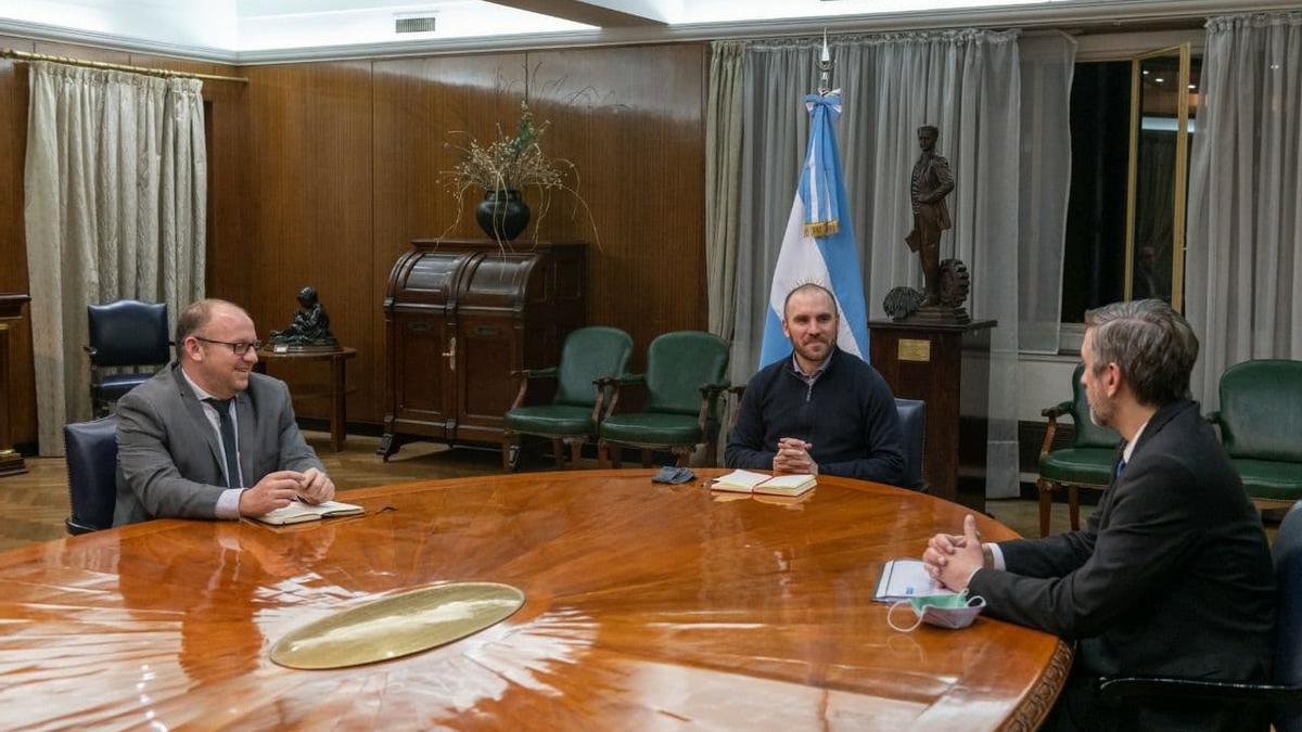 Guzmán designó a Brigo en reemplazo de Mariano Sardi, quien renunció por razones de salud