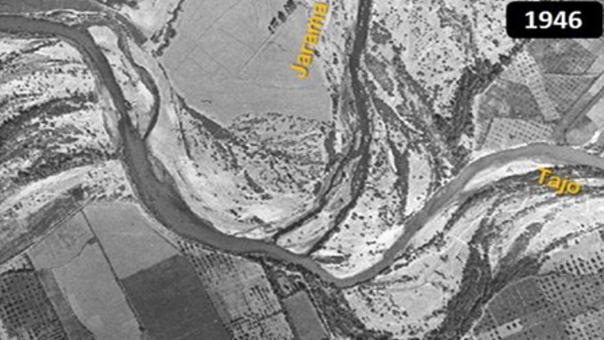 Comparativa cuenca hidrográfica del Tajo / Consejería de Fomento