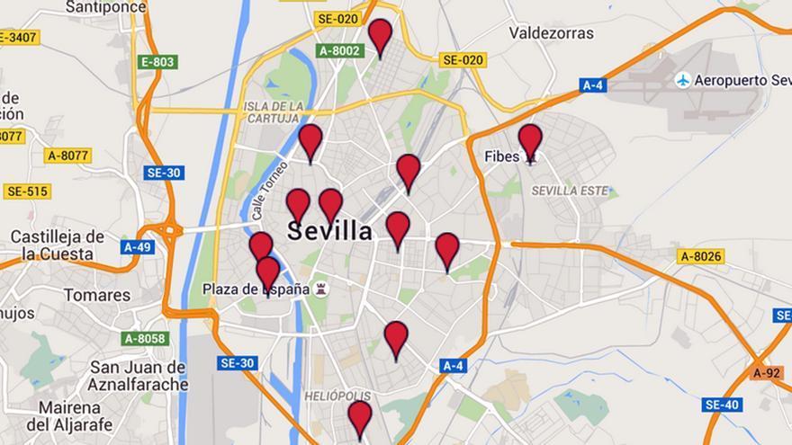 Sevilla contará con 5.800 nuevos árboles.