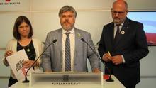 JxCat aprueba con Ciudadanos y PP el presupuesto del Parlament de Catalunya