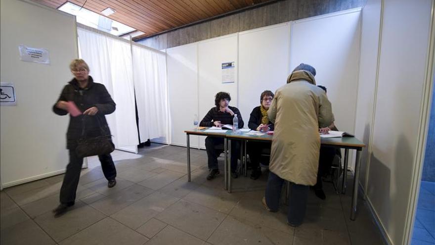 El centroderecha acaricia el regreso al poder en Islandia tras el colapso económico de 2008