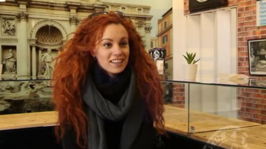 La española Ana Huete, víctima del terremoto de Italia EFE