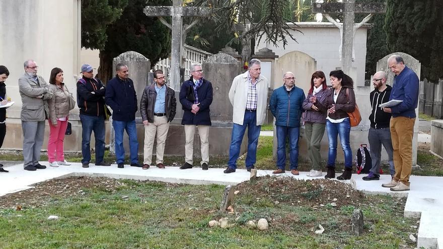 Ya está en uso el servicio de enterramientos para el vecindario de religión musulmana en el cementerio de Pamplona