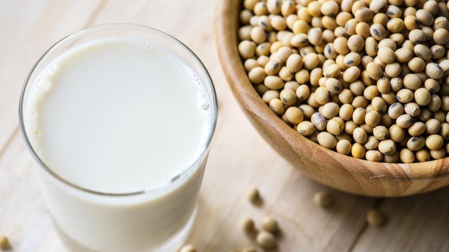 proteínas de soja