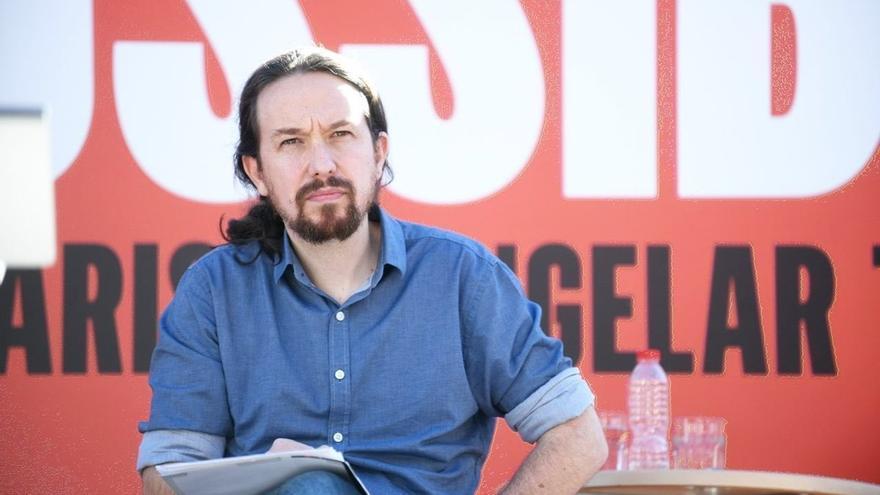 """Iglesias pide a los soberanistas apoyar los PGE: """"No se lo pongamos fácil a los enemigos de la democracia"""""""