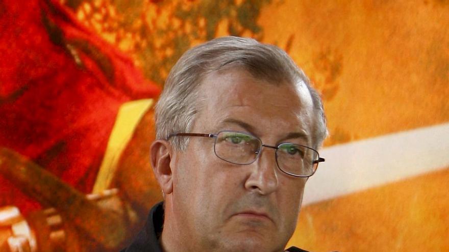 El teniente general Roldán se despide como jefe de la UME