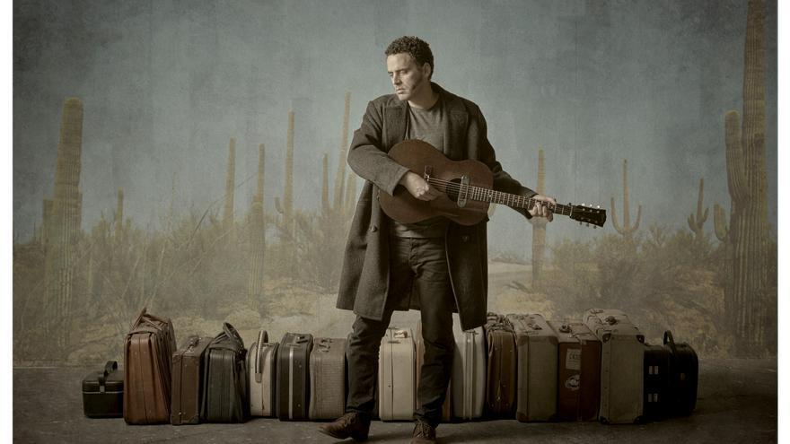 Imagen promocional de Depedro para su nueva gira 'El Pasajero'