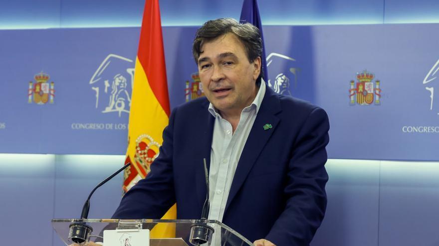 Tomás Giraute, diputado por Teruel Existe