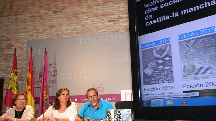Presentación XI Festival de Cine Social de Castilla-La Mancha / Foto: Ayuntamiento