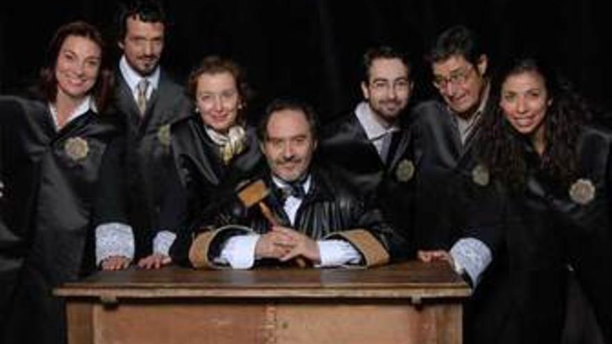 Santiago Ramos en 'La fiesta de los jueces'