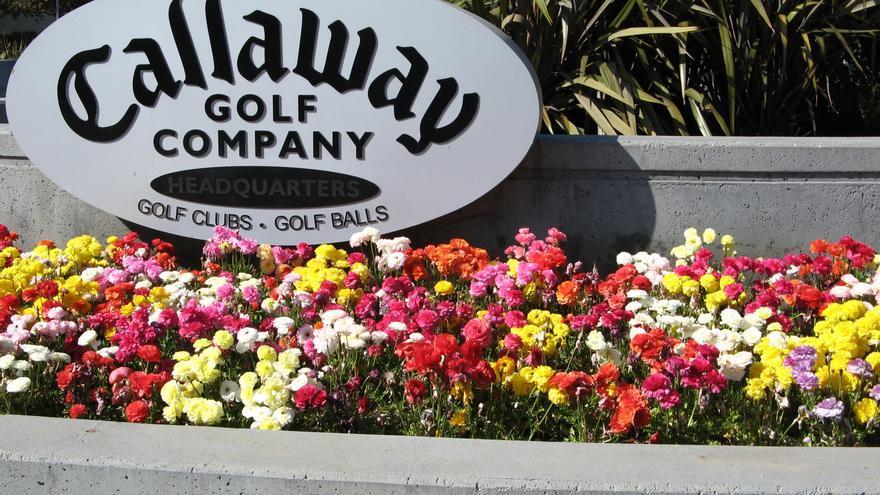 Oficinas de la empresa Callaway Golf en California. CC Justin Taylor / Flickr
