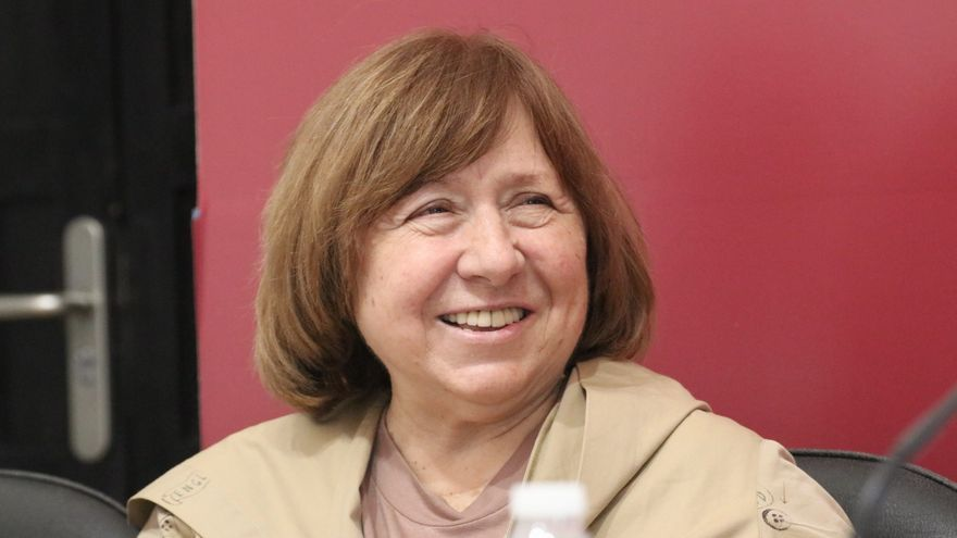 Svetlana Alexievich (Ucrania, 1948)