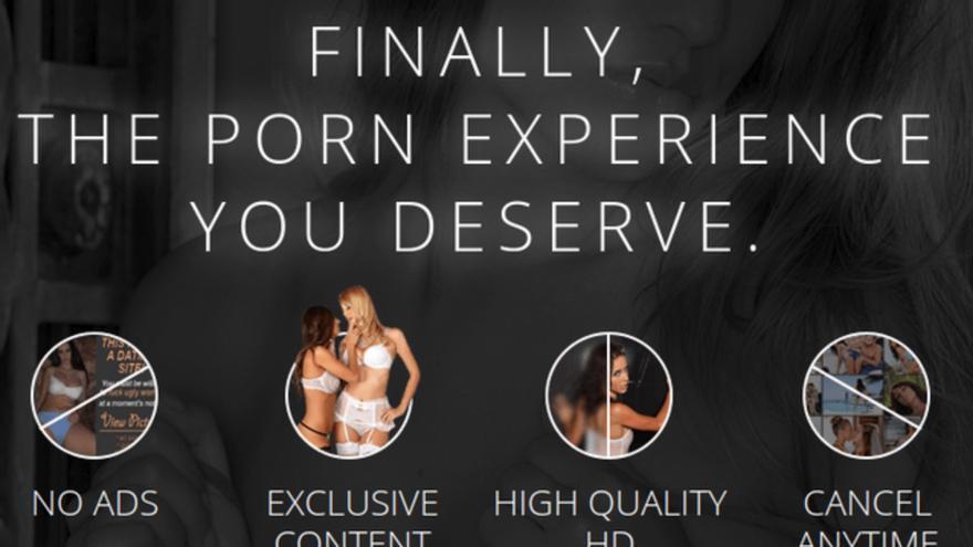 Oferta premium de PornHub