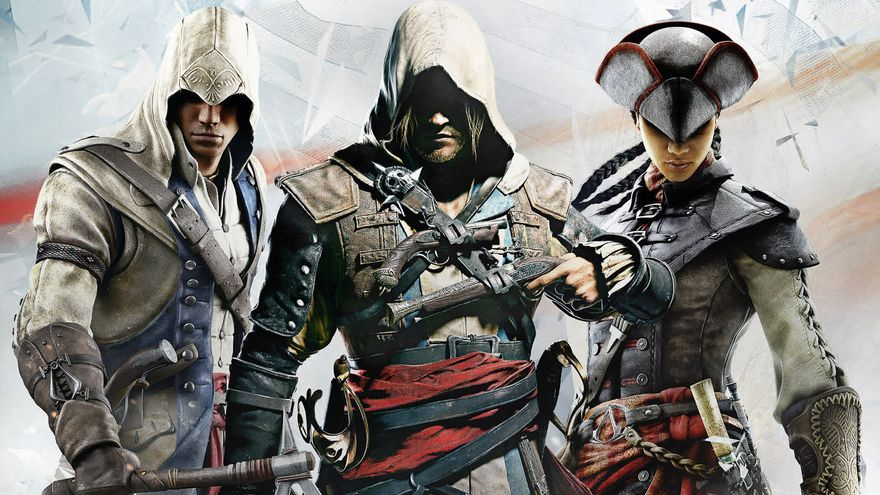 Assassin´s Creed The Birth of a New World - American Saga