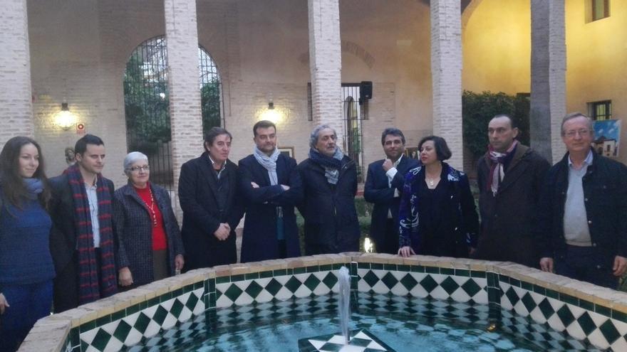 """22M- Maíllo (IU) presenta a su equipo asesor, que trabajará para transformar Andalucía """"desde la independencia orgánica"""""""