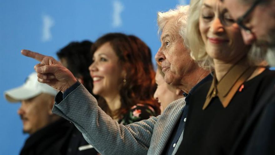 Verhoeven y Luna, al frente del comprometido jurado de la Berlinale