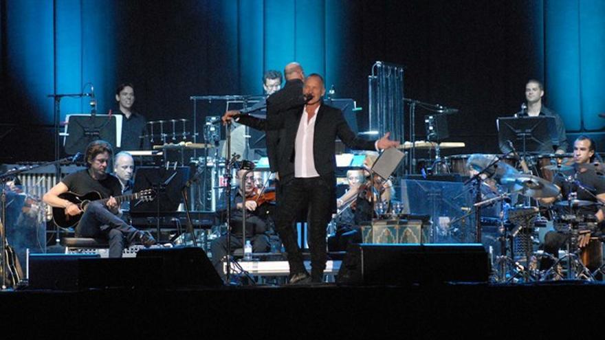 Del concierto de Sting #21