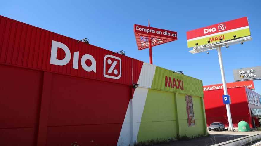 DIA subió un 16 % en ventas en España durante el estado de alarma con menos tiendas