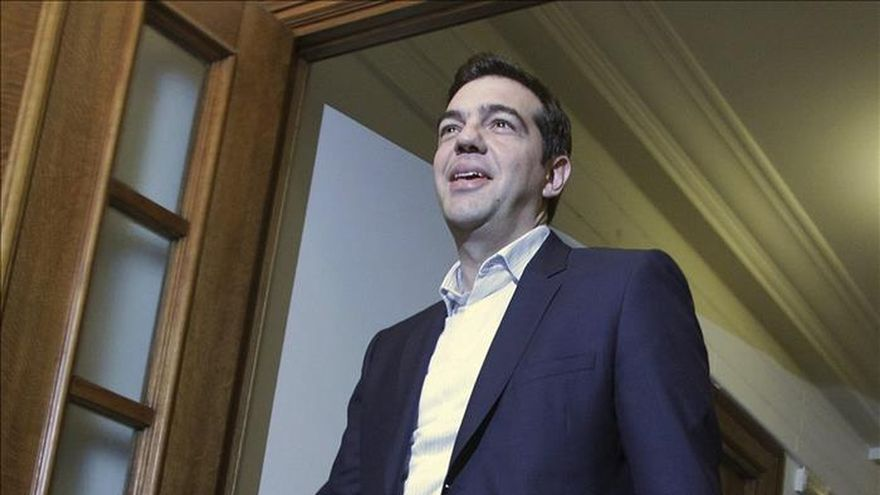 Tsipras afirma que el Gobierno debe emprender reformas que no se hicieron en 40 años