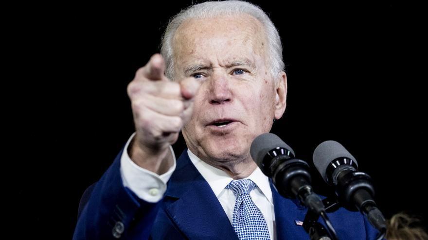 """Biden, a inmigrantes atónitos por el caos político en EE.UU.: """"Aguanten, ya llego"""""""