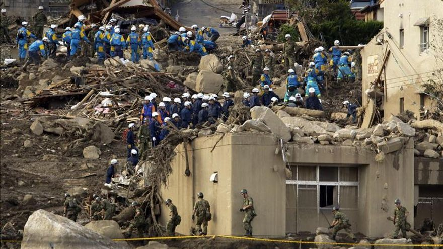 Detectan más desastres meteorológicos en Japón por el cambio climático