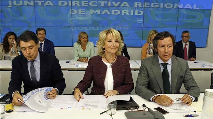 Aguirre dice que la arrogancia del nacionalismo sería otra si el PSOE no hubiera sido oportunista