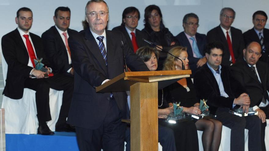 Diego Valle Aguilar, exconsejero de Hacienda y Economía de Castilla-La Mancha
