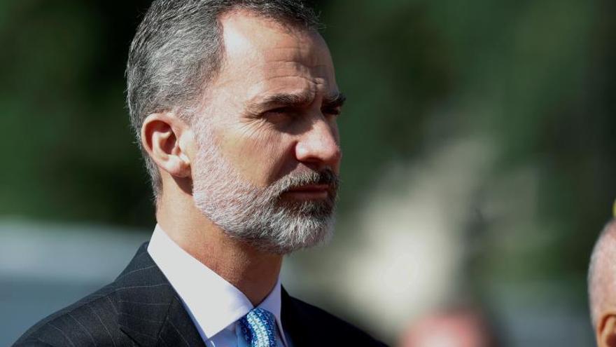 """El rey avisa de la """"urgencia objetiva"""" de la transición a las renovables"""