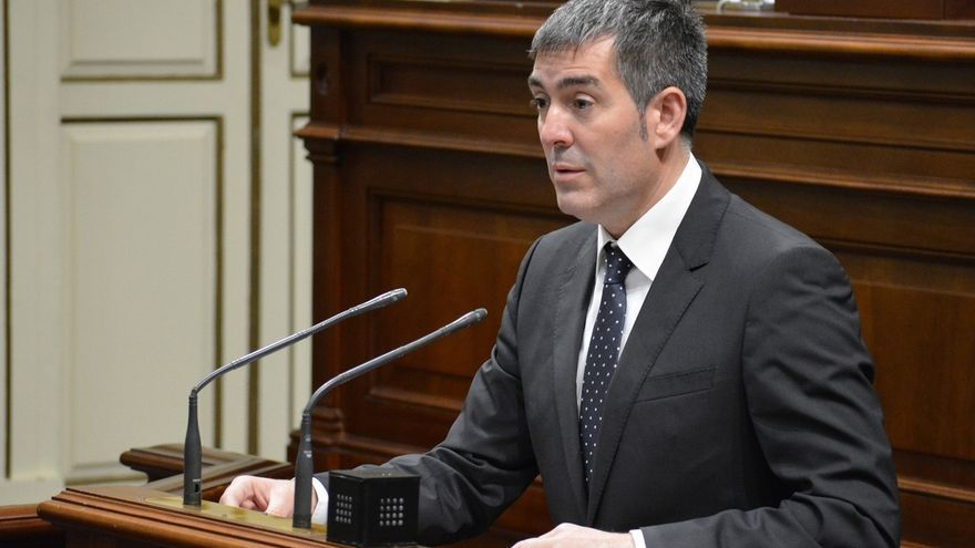 """Clavijo ve """"preocupante"""" que Marruecos delimite las aguas del Sáhara pero rechaza las """"alarmas innecesarias"""""""