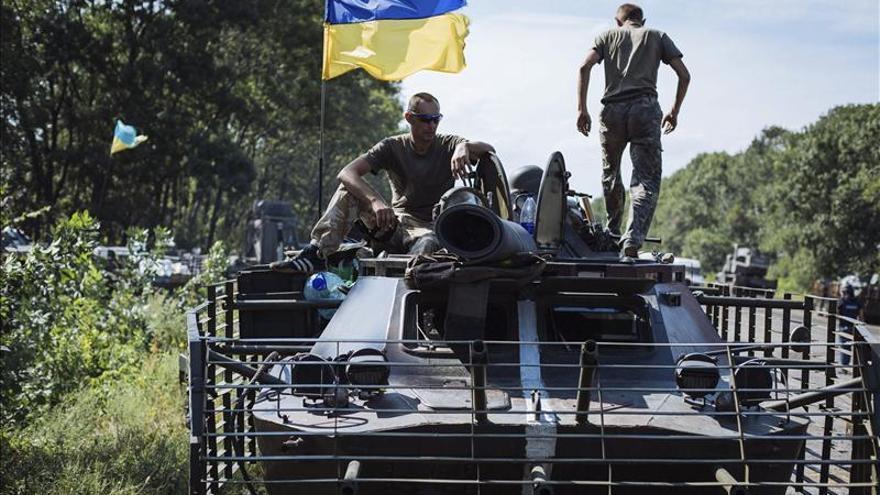 Putin acusa a Kiev de no querer dialogar políticamente con el este ucraniano