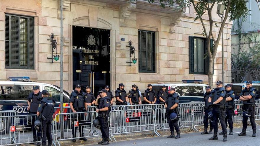 La Delegación del Gobierno en Barcelona se reúne con sesenta cónsules
