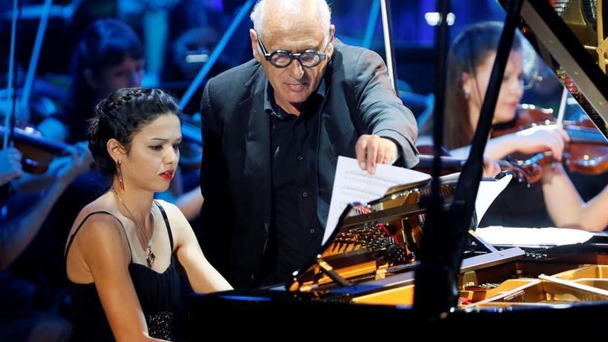 """La pianista Patricia García: """"Cada fortepiano tiene un sonido diferente"""""""