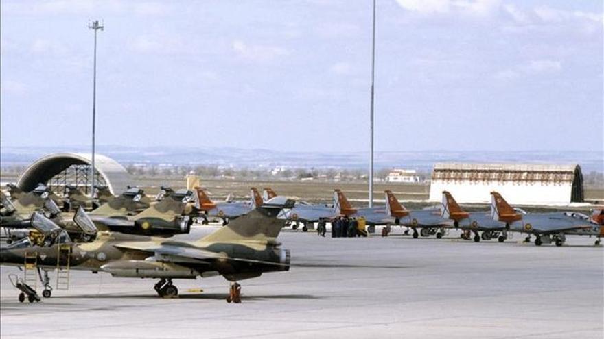 Base aérea de Los Llanos (Albacete) / EFE
