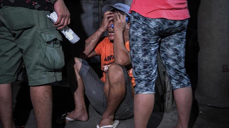 """Otros 26 muertos en la """"guerra antidroga"""" de Duterte en Filipinas en 24 horas"""