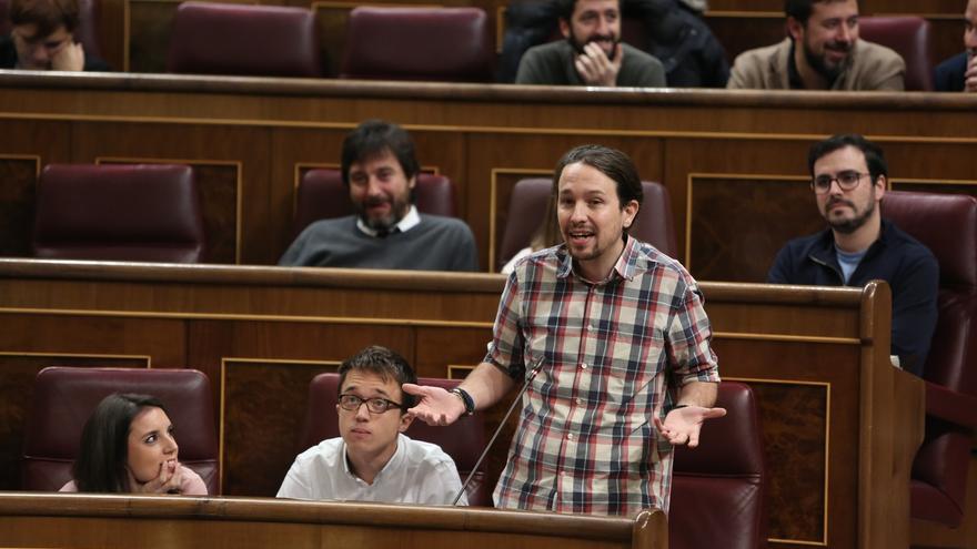 Iglesias desoye las críticas de los 'errejonistas' y defiende el cambio del formato de votación para Vistalegre II